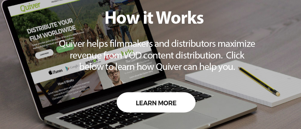 Digital Distribution with Quiver